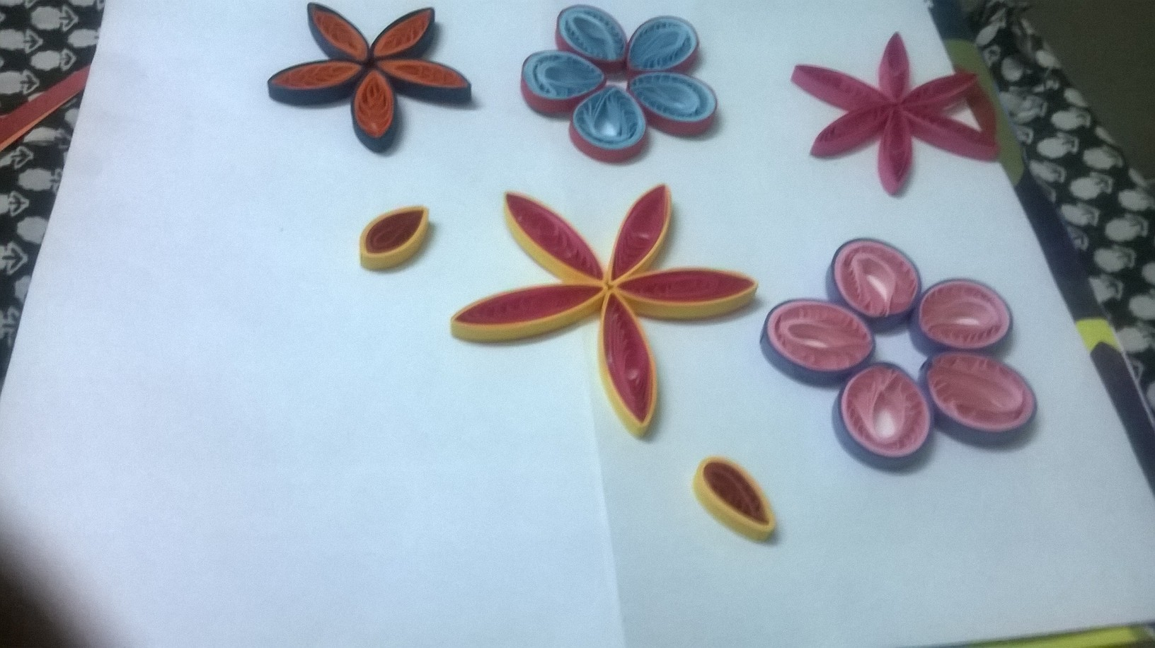 Paper Quilling Card Sharing Our Experiences